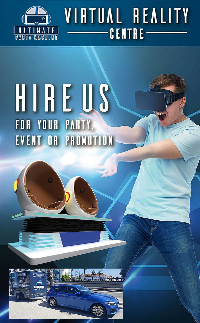 Pricing Examples | Virtual Reality Experience